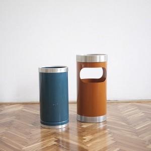 TRIJE-KOSI-vintage-umbrella-holder-trash-bin-mustard-petrol-blue-4-560x560